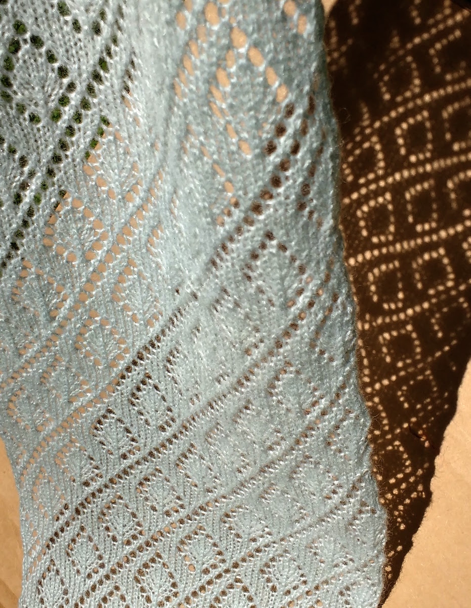 Knitting Lifelines In Lace : Illusion knits by tanya cunningham textiles llc